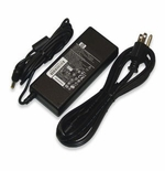 381090-001 HP Compaq Genuine Ac Adapter Slim Style 65W, 18.5V, 3.5A W