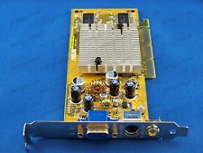 5187-1531 HP Video Card Asus Nvidia G4 Mx420 64Mb With Tv Out
