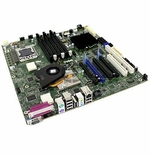 CRH6C Dell Precision Workstation T5500 Xeon Dual Core System Board W/O CPU