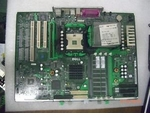 Dell 0F1263 Motherboard System Board Dual Xeon With Mounting Tray F