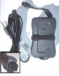 Dell 0R334 Ac Adapter W/ Power Cord Dc 20V 2.5A