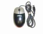 Dell D1161 Kit, Mouse, Usb, 2Btn, Wheel, Optical 0D1161