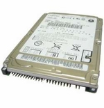 Dell W8307 hard drive 40GB IDE 2.5in for Latitude D600