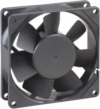 Delta ASB0812HH 80?80?25mm DC 12V 0.30A 2pin Silent Case Cooling Fan