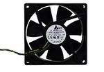 Delta 12v DC 060a 90x25mm Fan AUB0912VH-5A68