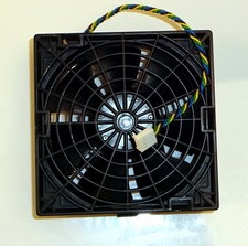 FAN ASSEMBLY  12V DC  9A