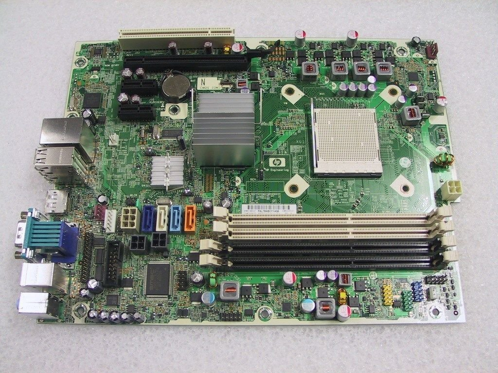 HP 531966-001 motherboard for HP 6000, 6005 Pro Small Form Factor