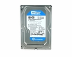 Western Digital WD1600AAJS hard drive 160GB SATA 7200RPM 8MB 3.5 inch