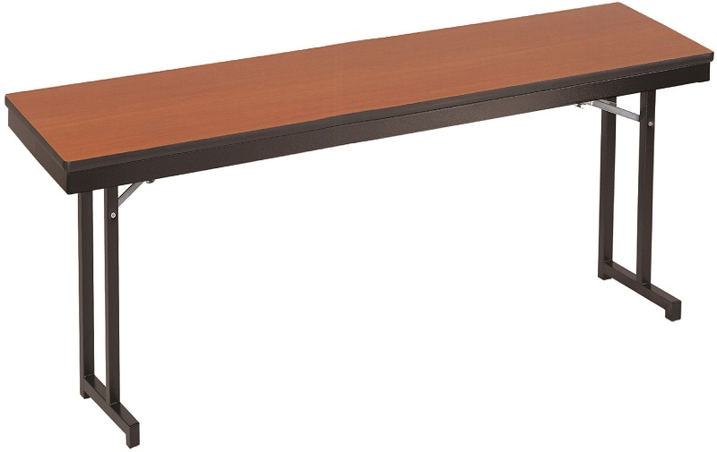 3/4u0027u0027 Thick Plywood Core Top Training Table With Cantilever Legs   18u0027u0027W X  ...