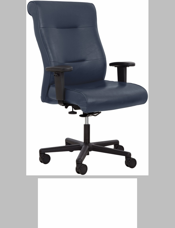 felix 350 lbs medium back heavy duty 24 7 intensive use office chair