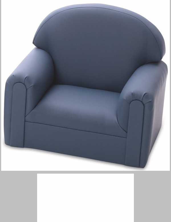 Just Like Home Enviro Child Toddler Size Chair   Blue   22u0027u0027W X 16u0027u0027D X  19u0027u0027H [FI2B200 FS BNW]