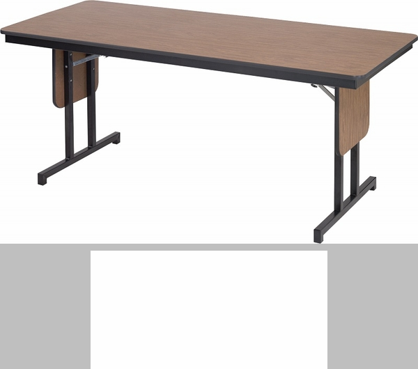Laminate top 3 4 39 39 thick plywood core conference class for Html table class