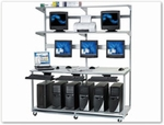 Lan Workstations and Sever Units