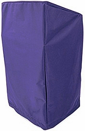 Large Nylon Lectern Protective Cover - Blue - 32''W x 22''D x 48''H [S1974-FS-AMP]