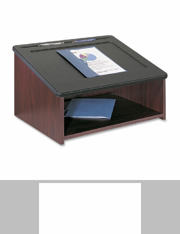 Safco Tabletop Lecterns [SAF8916MO FS SP]