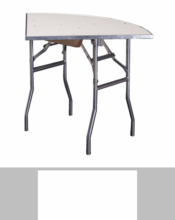 Quarter Round Table Top Sesigncorp : standard series quarter round folding banquet table with aluminum edge and mayfoam top 36 radius x 36 w x 30 h mf36qrfld cae mfc 2 from designcorp.co size 600 x 754 jpeg 68kB