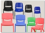 Student Stack Chairs