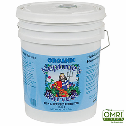 Fish/Seaweed Blend <br> Five-Gallon Pail 2-3-1