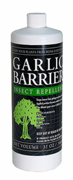 Garlic Barrier Liquid Concentrate Quart