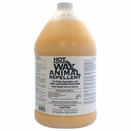 Hot Pepper Wax Animal Repellent Gallon