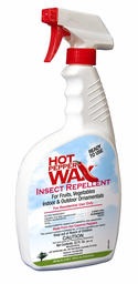 Hot Pepper Wax Natural Insect Repellent