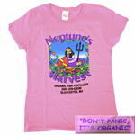 Neptune's Harvest Ladies T-Shirt - Pink