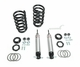 1955-1957 Tri Five Chevy Big Block Single Adjustable QA1 Coilover Kit #GWS-315