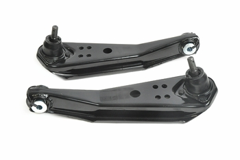 Mustang 1964,65, and 66 Modified stock lower arm for vintage racing from Global West Suspension.