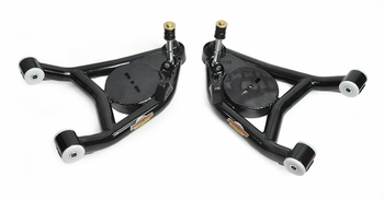 1964-1972 A-Body Tubular Lower Control Arm for Airbags (Chevelle, El Camino, Monte Carlo, and Malibu) Global West Suspension