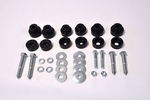 Stock Height Body Mount Bushing Kit Part #800