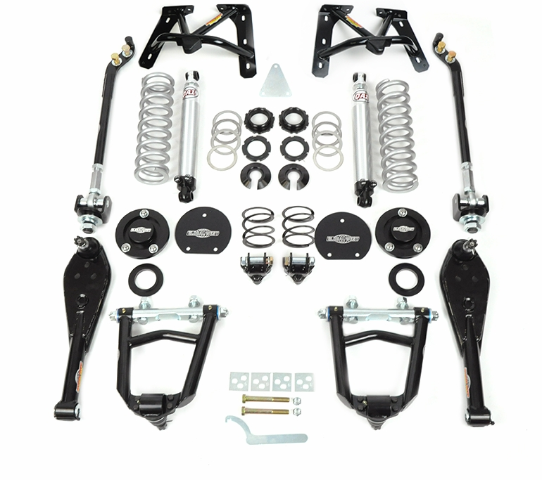 Global West offers a variety of Coil-Over Suspension Kits