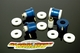 2001, 2002, 2003, 2004, 2005, 2006, 2007, 2008, 2009, 2010, 2011 Challenger, Dodge Magnum, Charger, 300 - upper arm bushing kit - part # 1085