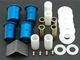 Del-A-Lum Lower Control Arm Bushing Kit- part # 1013