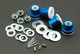 Del-A-Lum Upper Control Arm Bushing Kit Part #1012