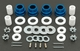 Del-A-Lum Upper Control Arm Bushing Kit- part # 1023