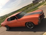 <strong>Eric�s 1971 Chevelle </strong>