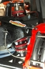 Global West coilover kit on chevelle installed with Penske shocks