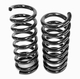 Front Coil Springs (Big Block) Negative Roll part # S-701