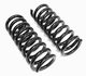 Front Coil Springs (Small Block) 1974-81 Camaro- part # S-6