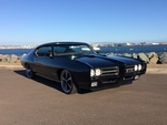<strong> Mike�s 1969 GTO  </strong>