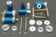 Nova and Chevy II rear leaf spring bushings for multi-leaf - will not fit mono leaf-Part # 104sh