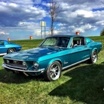 <strong>Oliver�s 1968 Mustang</strong>