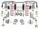 Rear Coilover Kit Single Adjustable Part #COR-6466S