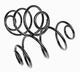 Rear Coil Springs 1-1/4in Drop Part #S-63