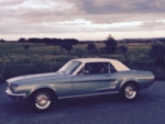 <strong>Sam�s 1968 Mustang </strong>