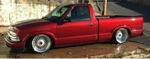 <strong> Tommy�s 1999 S-10 Truck </strong>