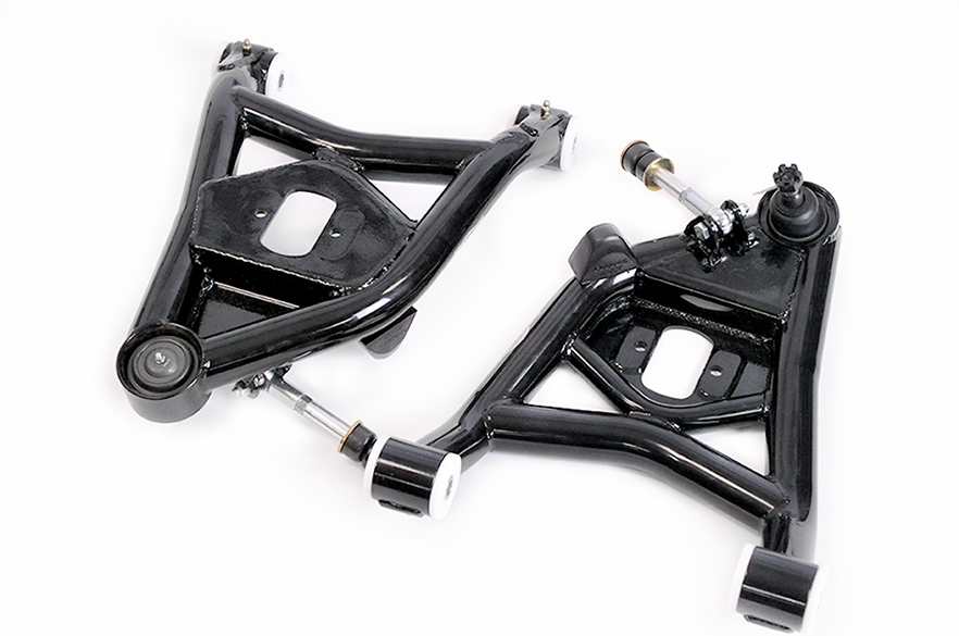 Tubular Lower Control Arms for Coil Over with Del-A-Lum Bushings Part  #CTA-42H