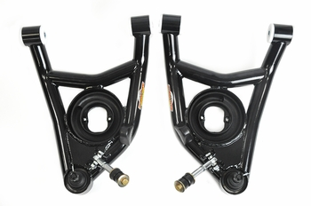 Tubular Lower Control Arms for Coil Spring with Del-A-Lum Bushings Part #CTA-42L