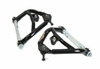 Tubular upper control arms for 1964, 1965, 1966, 1967, 1968, 1969, 1970, 1971, 1972 Chevelle, El Camino, Malibu, and other A-body applications.