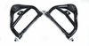Tubular Drag Race Upper A-arms for 1973, 1974, 1975, 1976, 1977 A-body. Made in the USA!